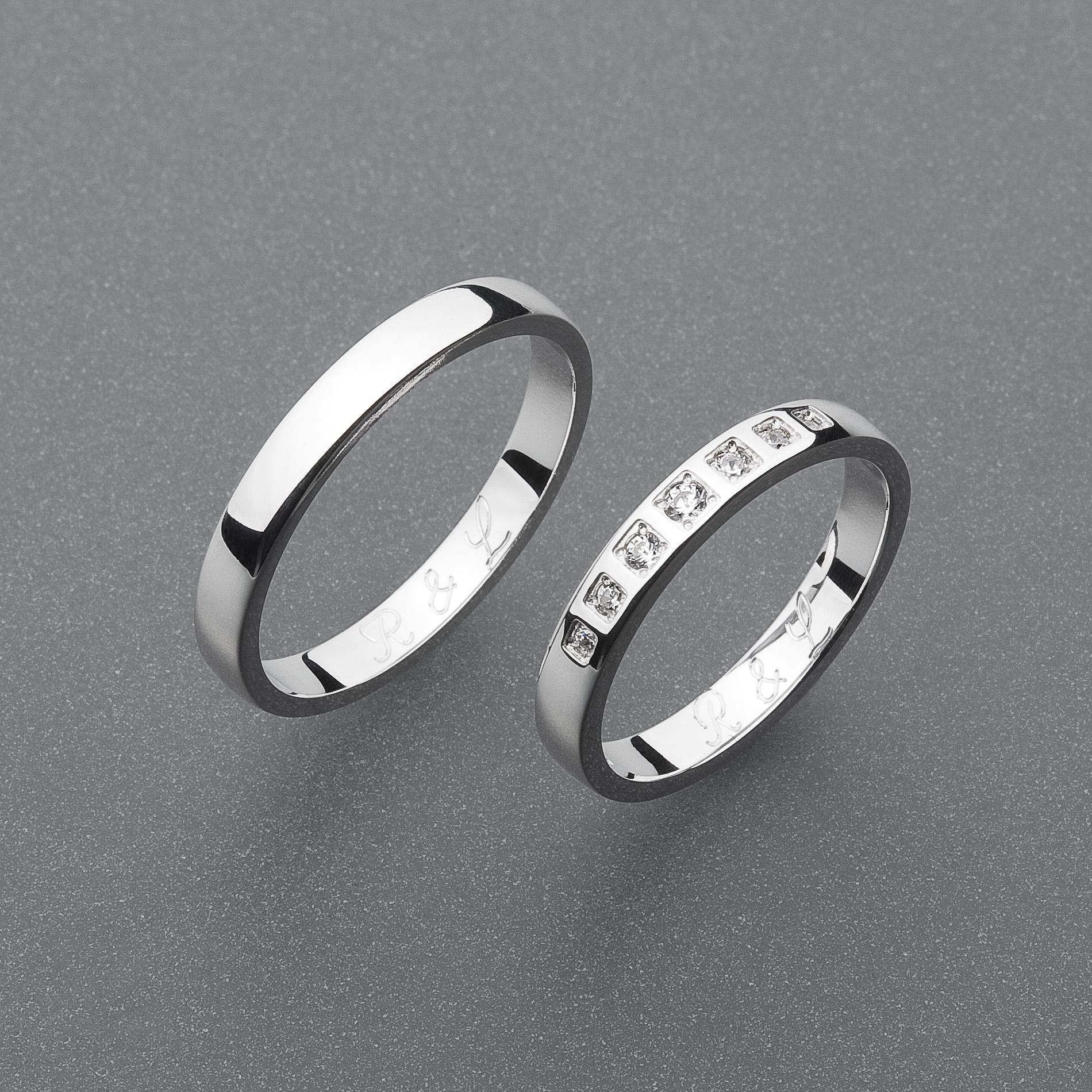 Snubní prsteny RA69