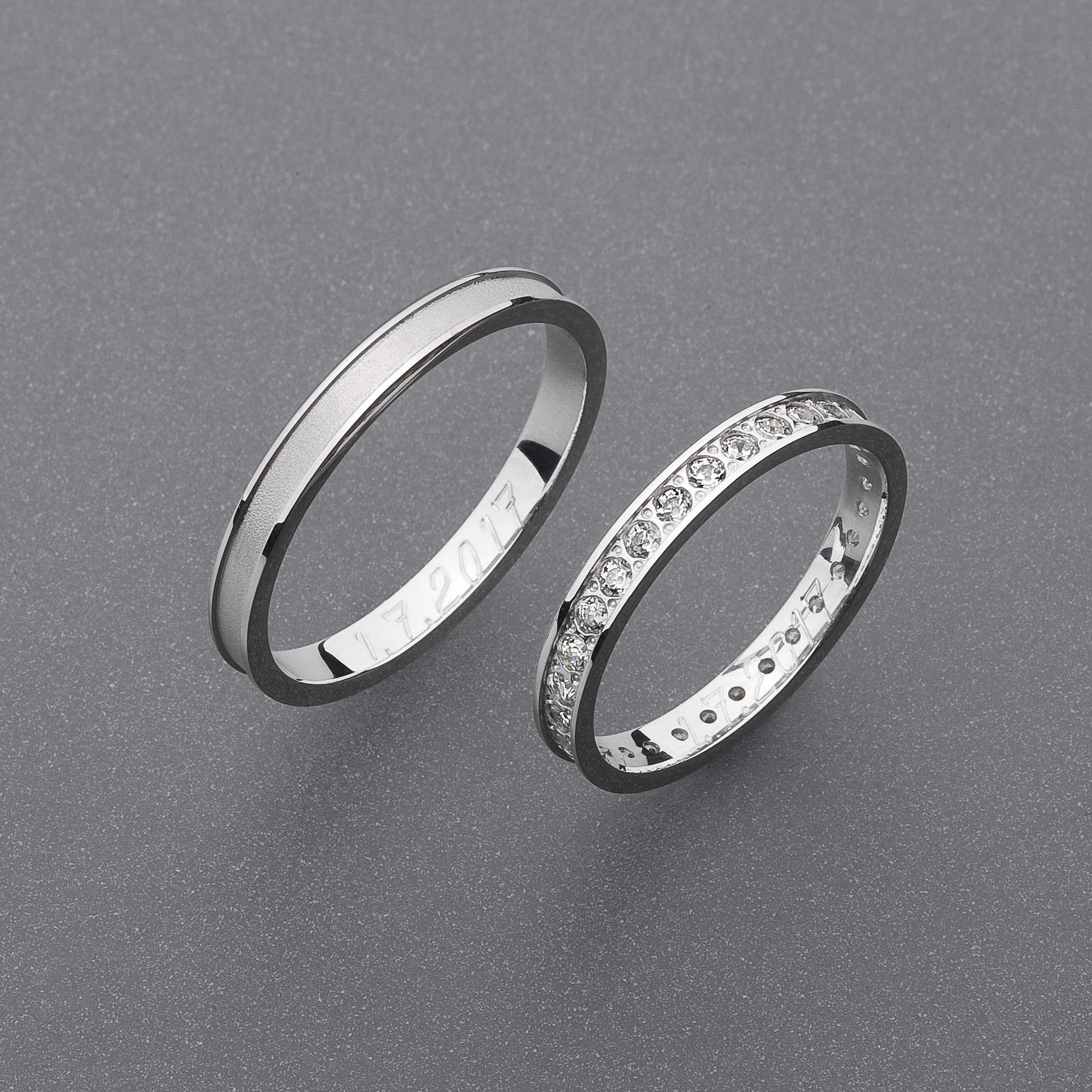 Snubní prsteny RA71