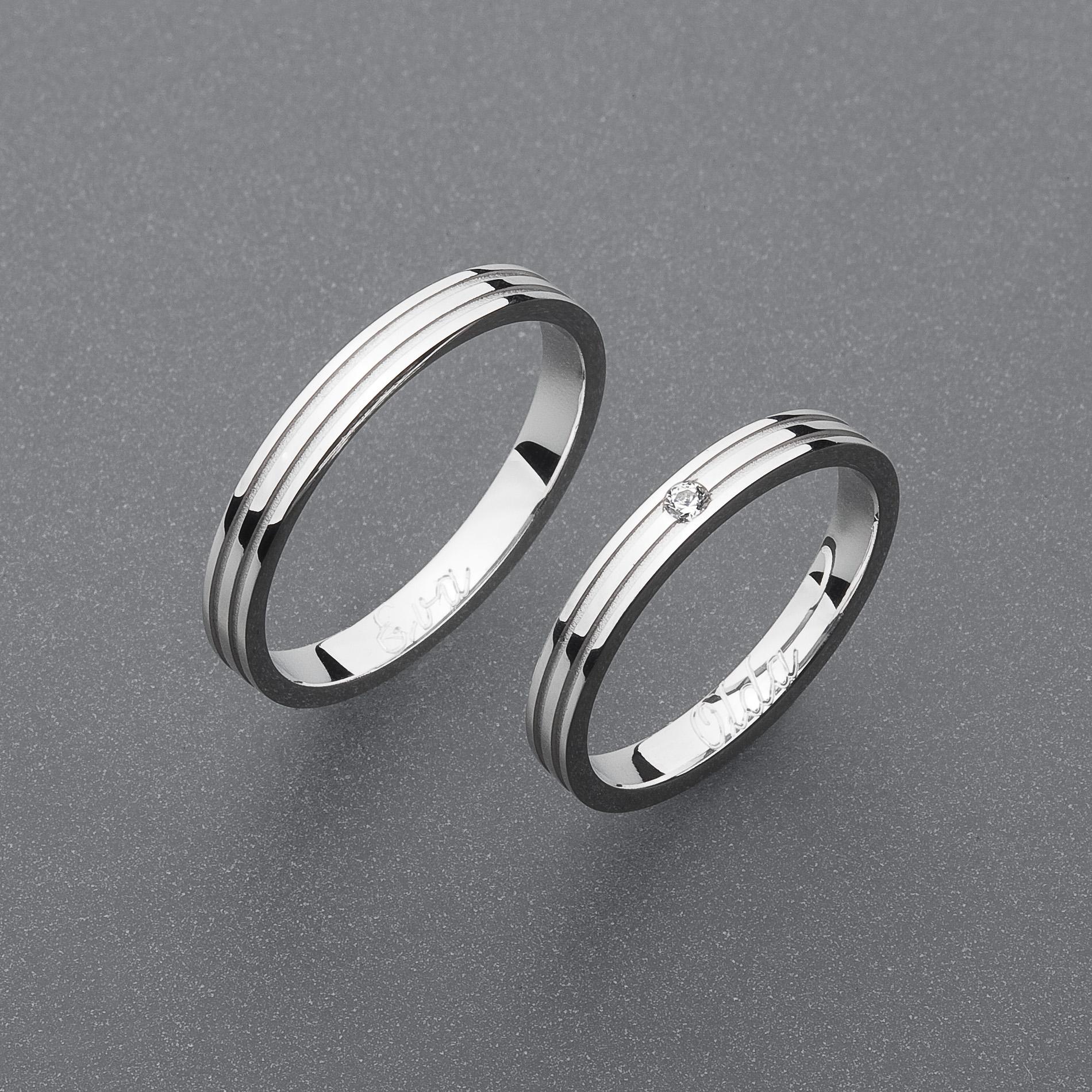 Snubní prsteny RA72