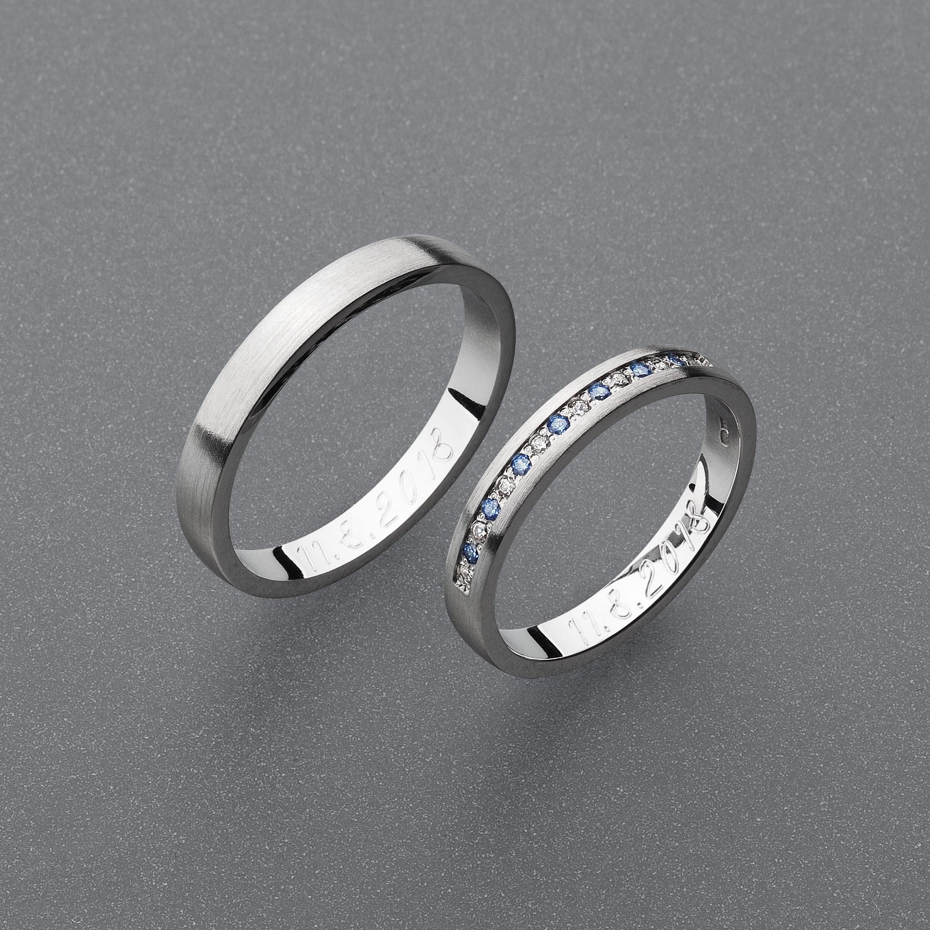 Snubní prsteny RA84