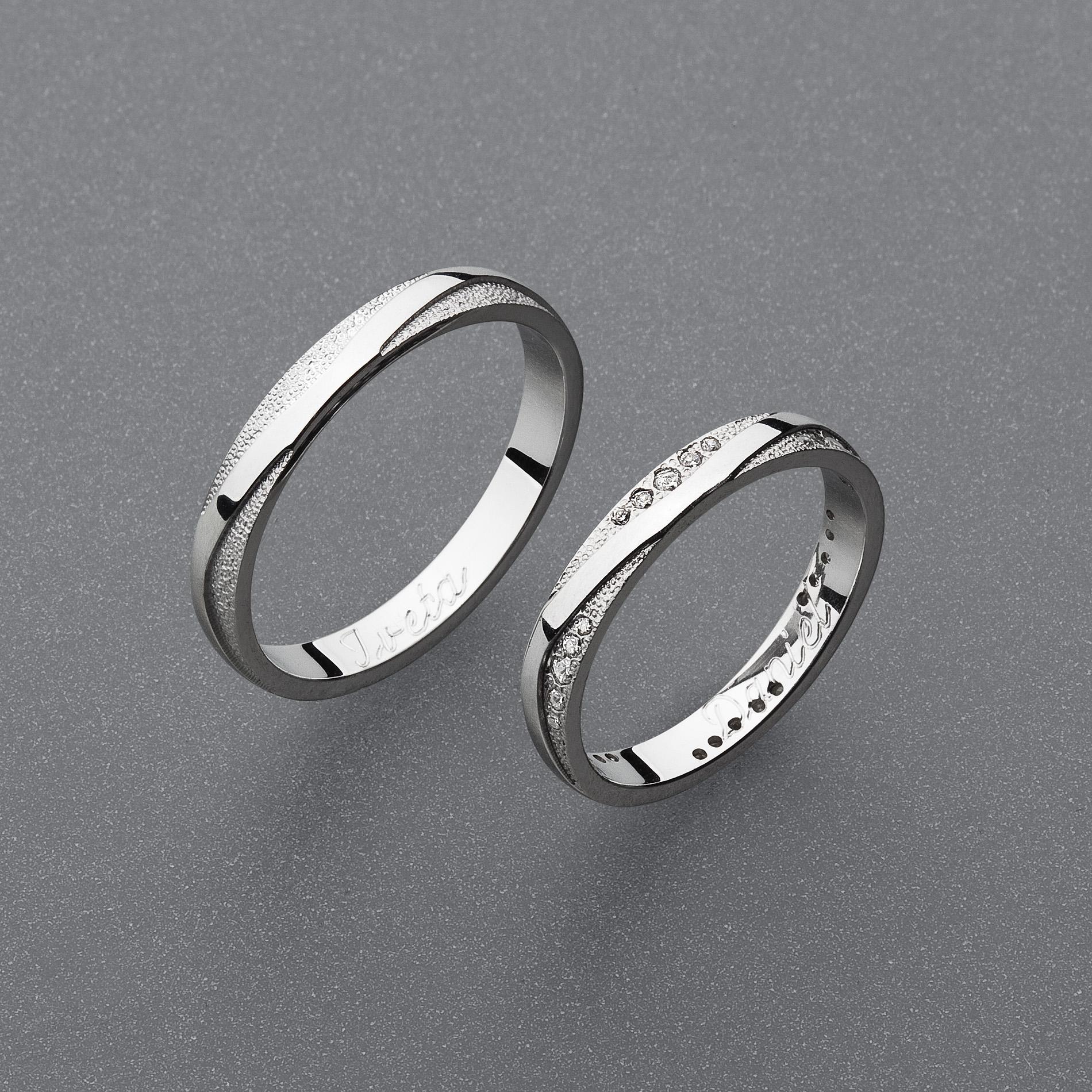 Snubní prsteny RA91