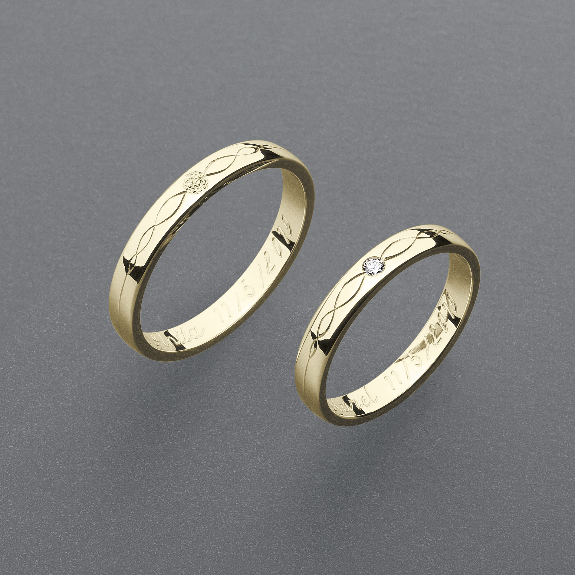 Snubní prsteny RA95