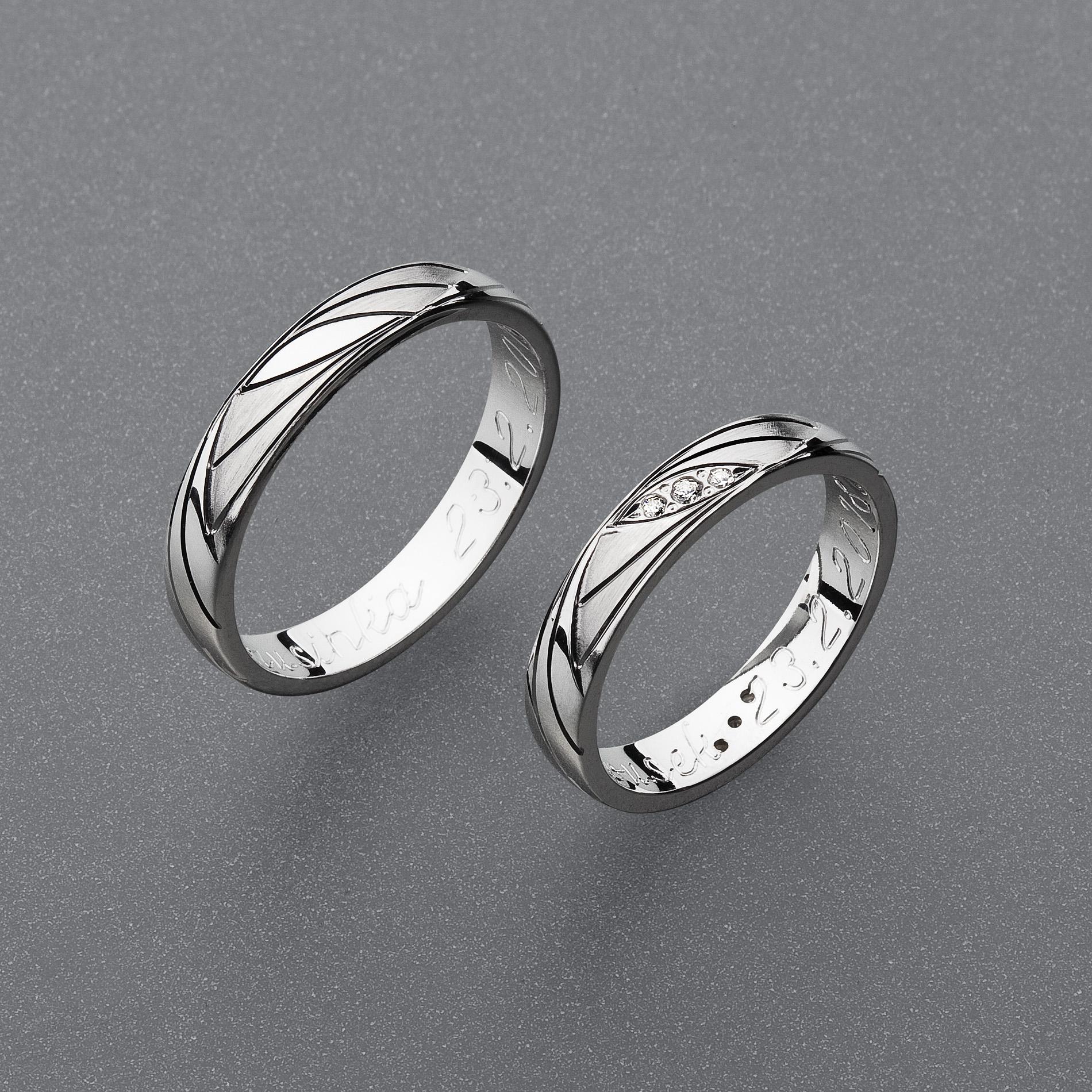 Snubní prsteny RA85