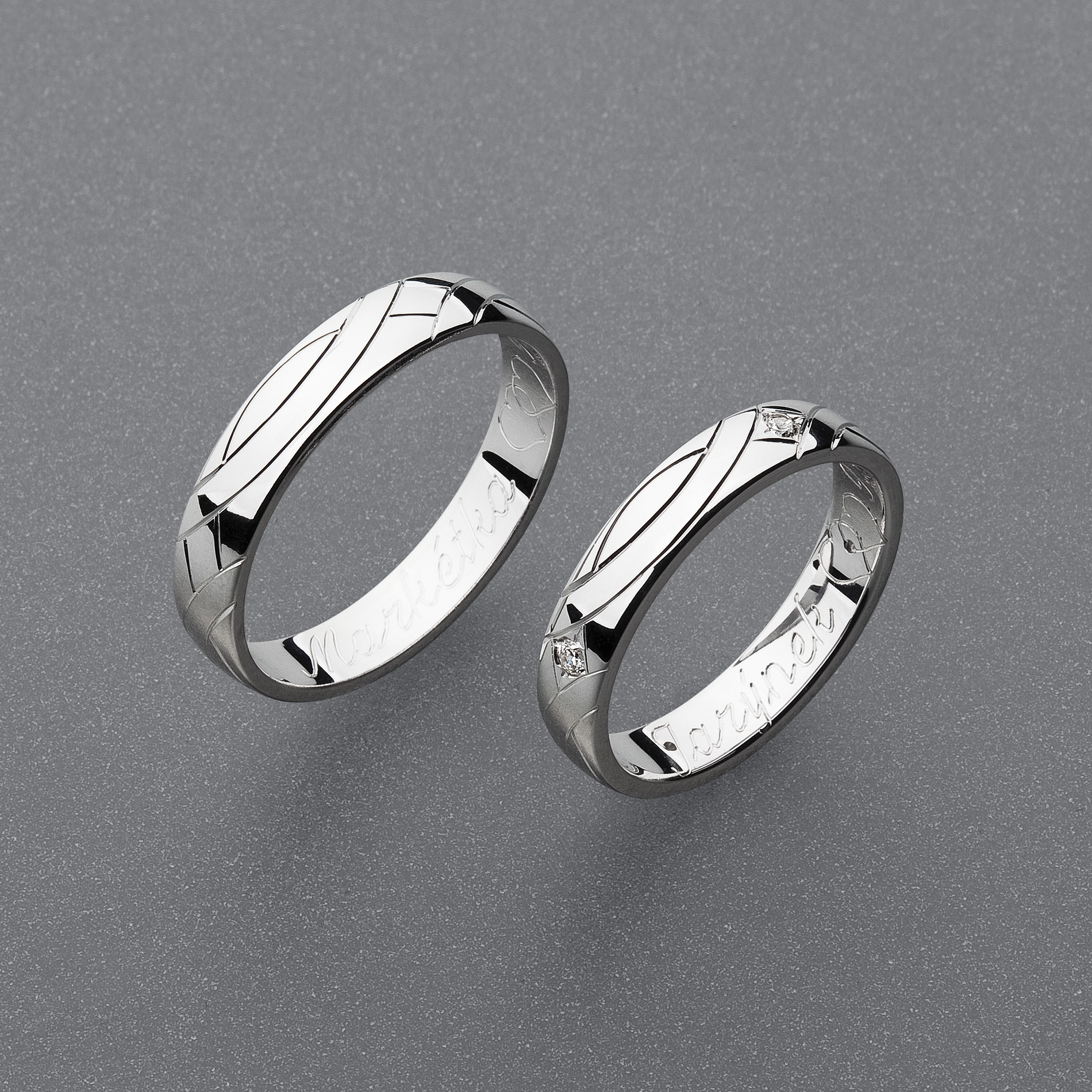 Snubní prsteny RA88