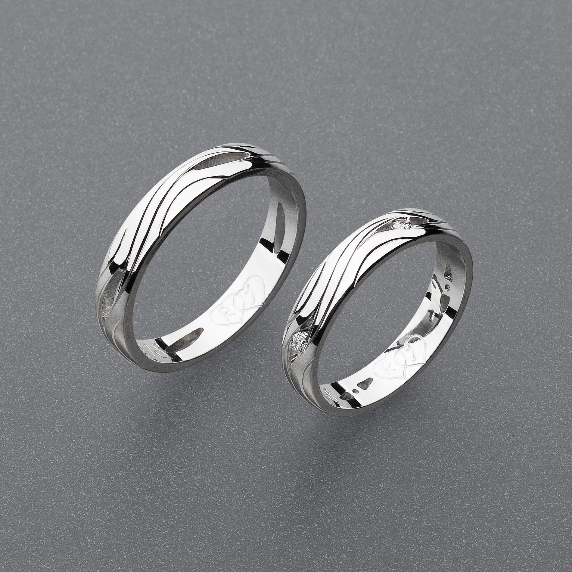 Snubní prsteny RA90