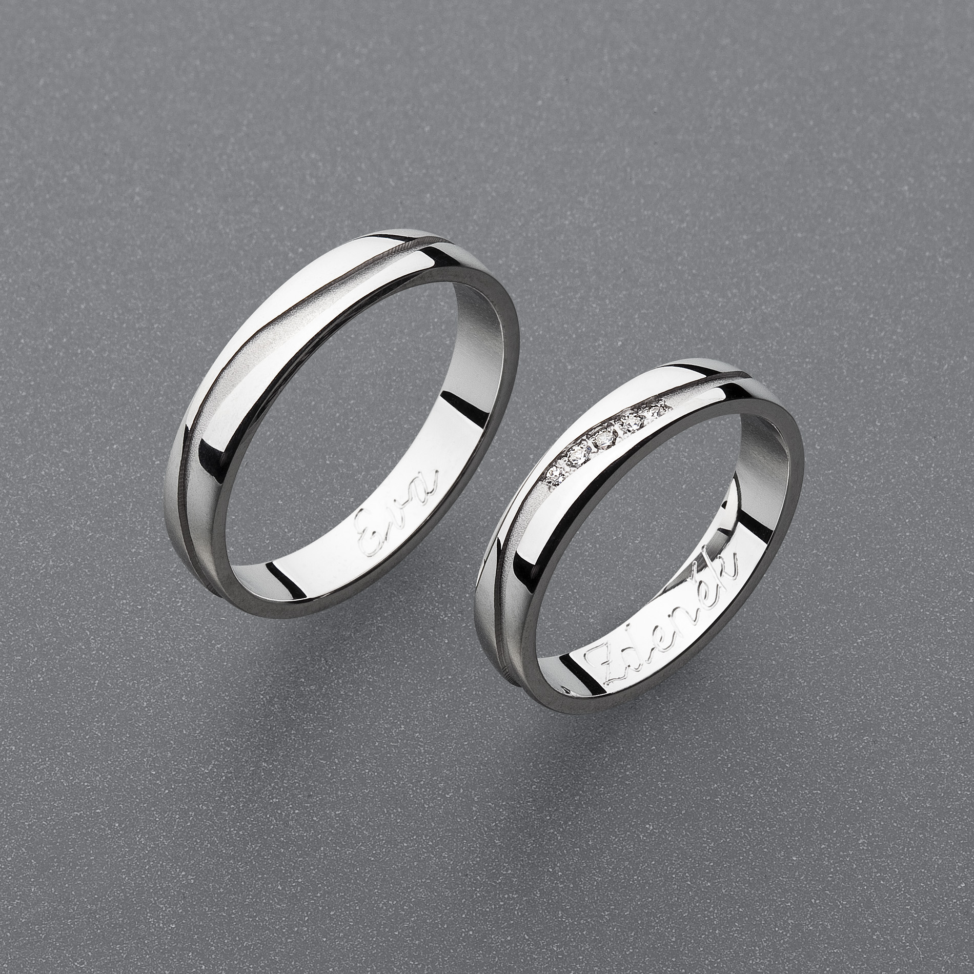 Snubní prsteny RA93