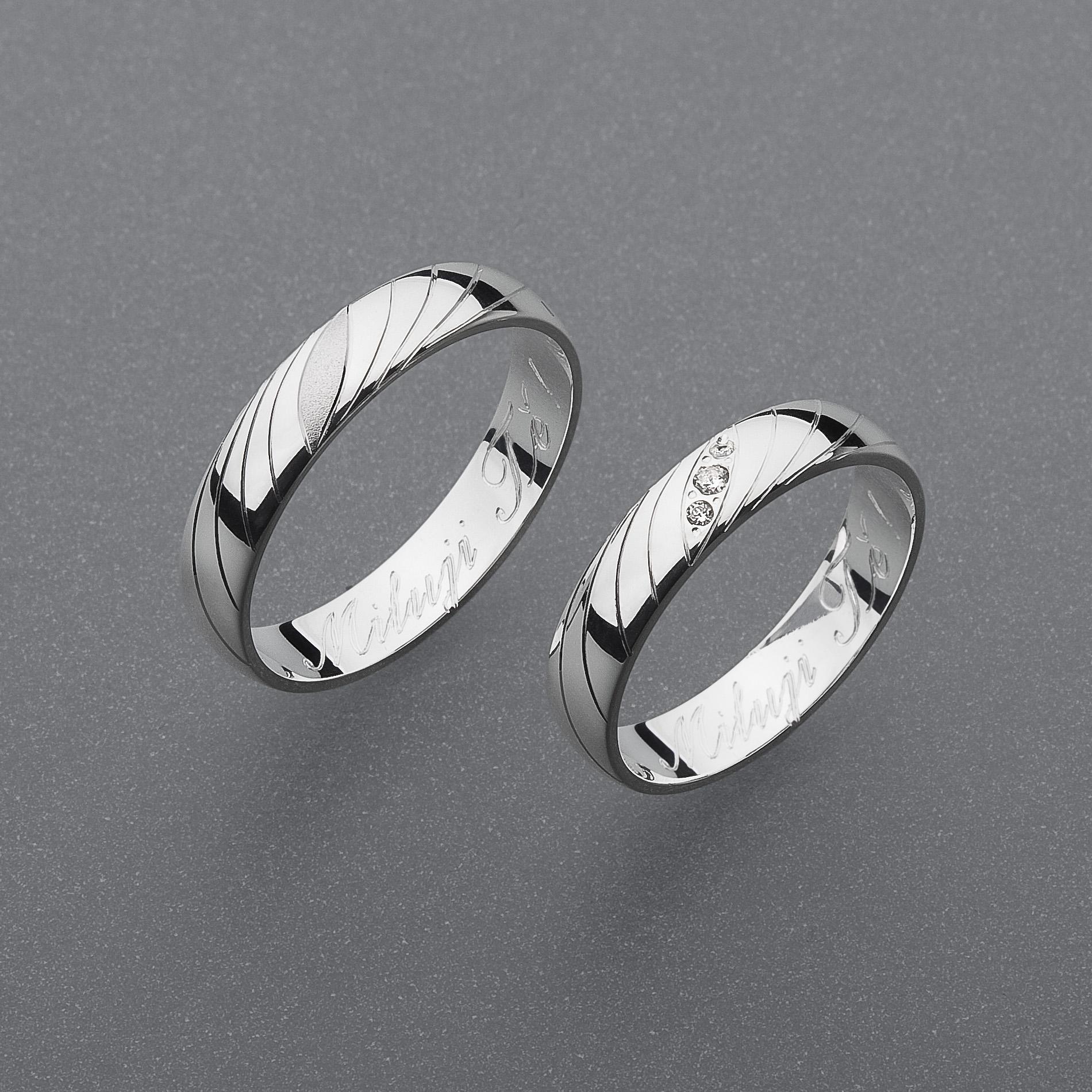 Snubní prsteny RA53