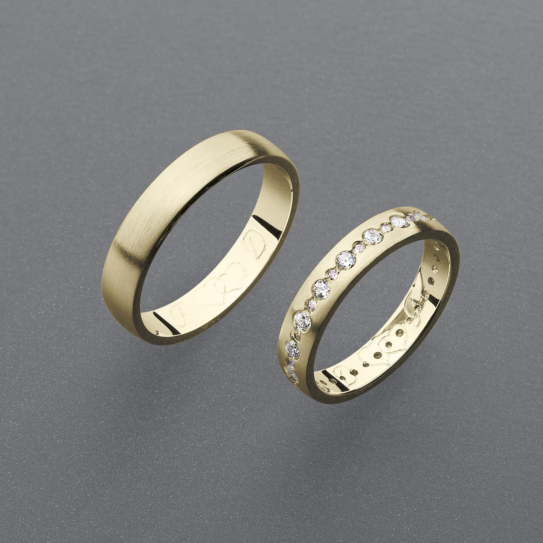 Snubní prsteny RA96