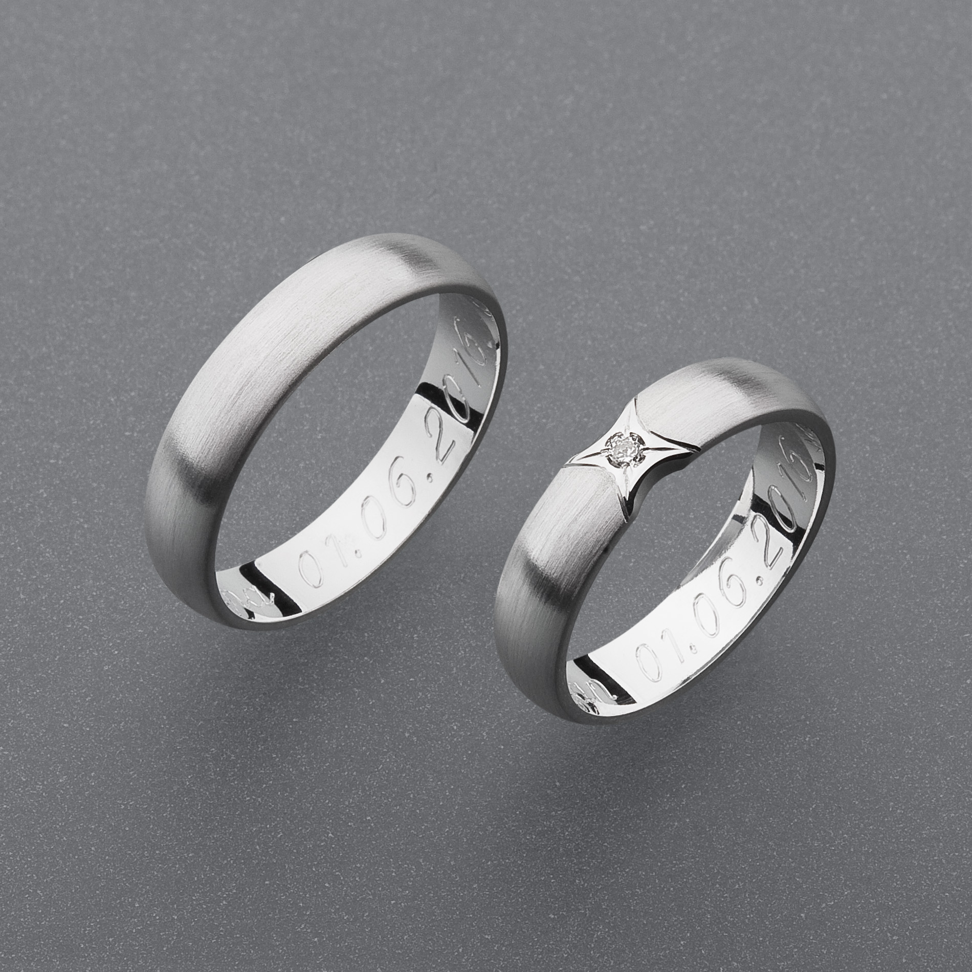 Snubní prsteny RA60