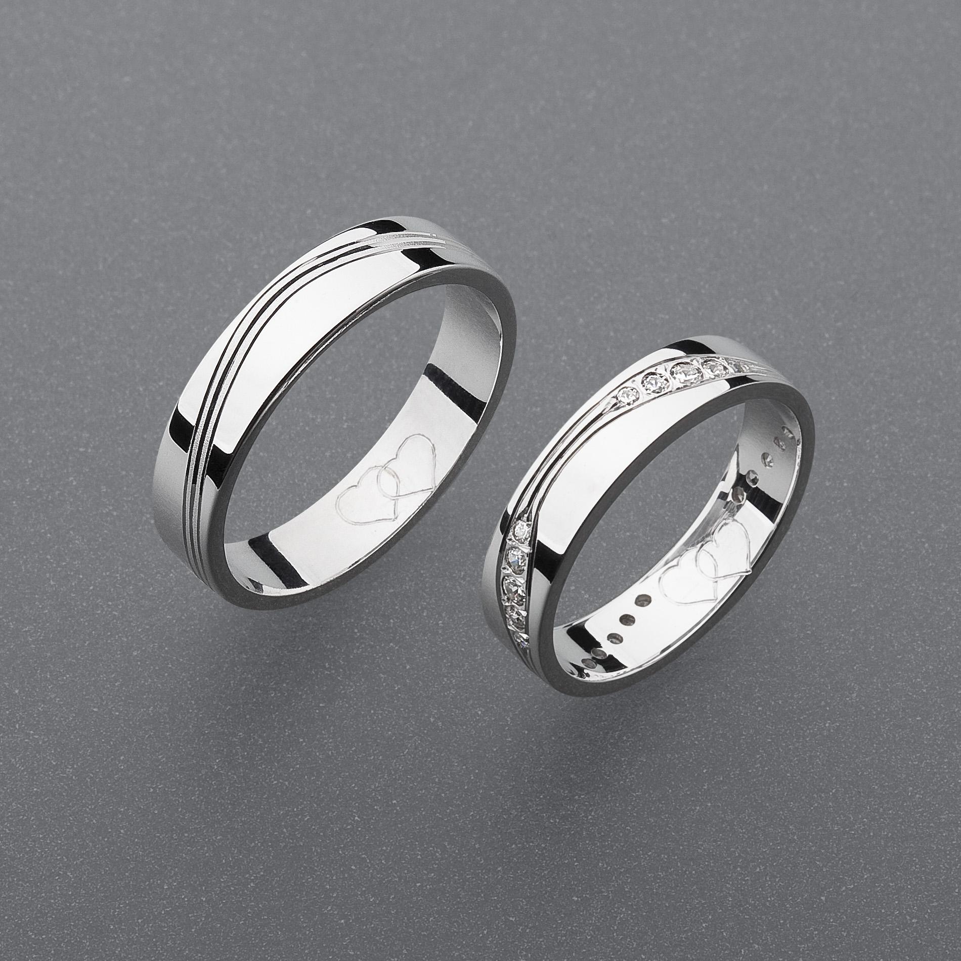 Snubní prsteny RA63