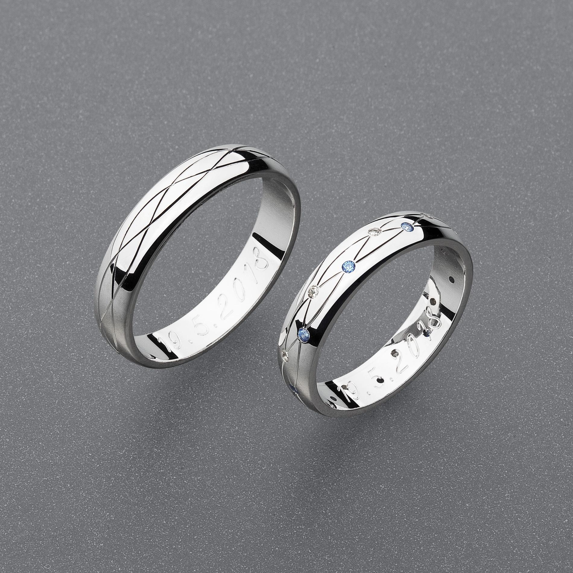 Snubní prsteny RA86
