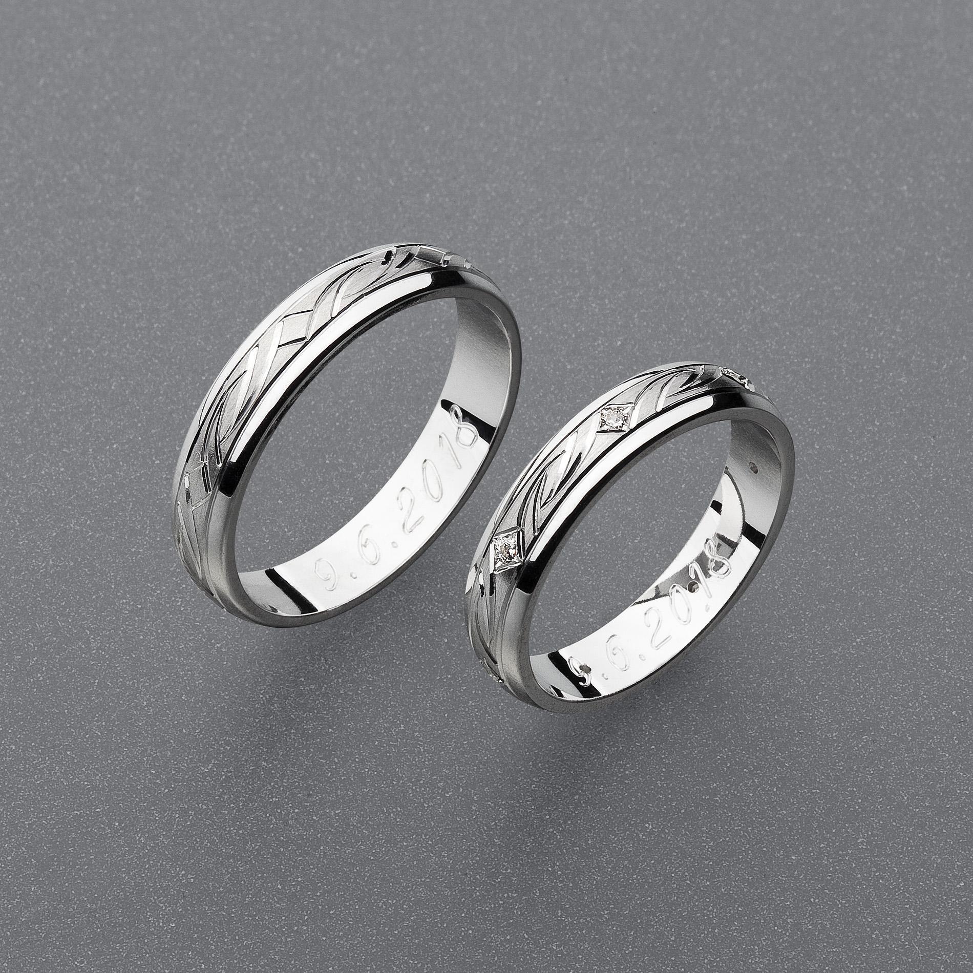Snubní prsteny RA87