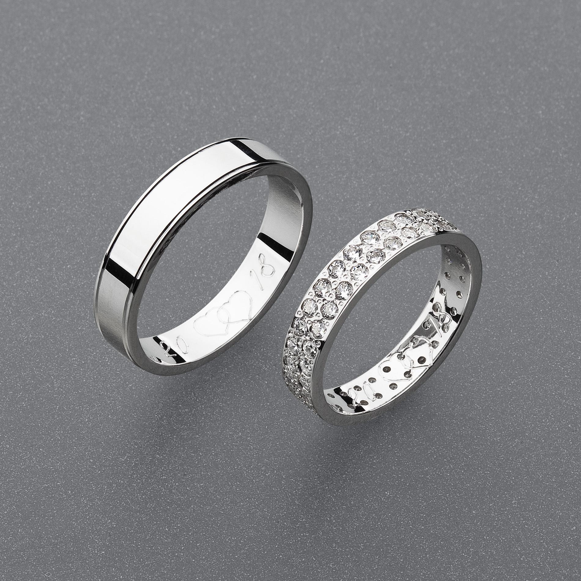 Snubní prsteny RA94