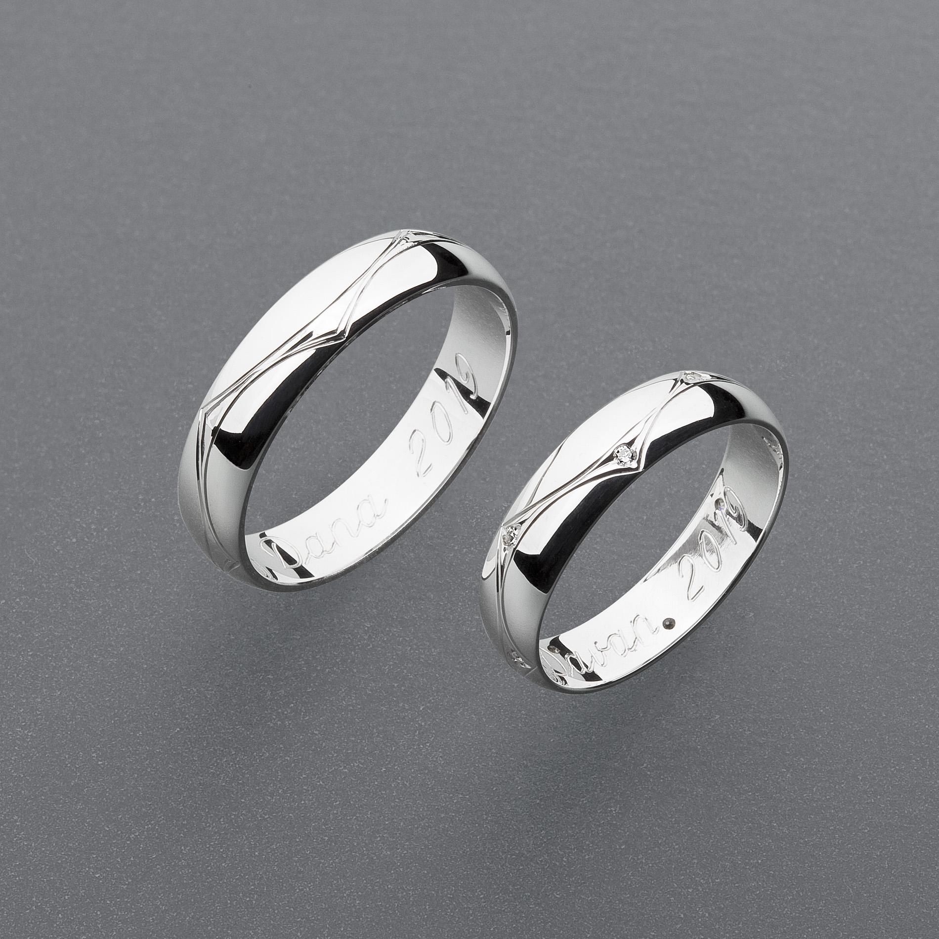 Snubní prsteny RA97