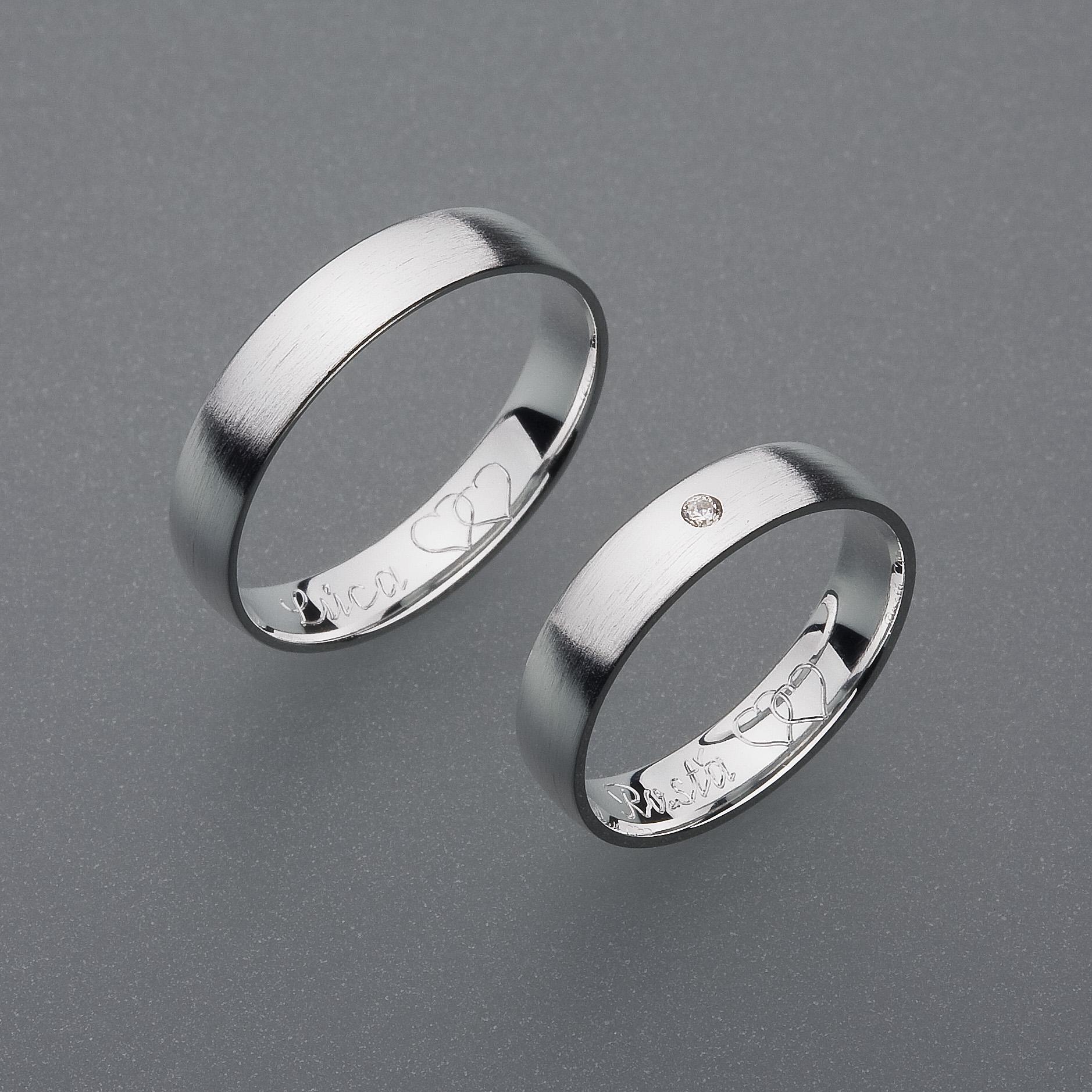 Snubní prsteny RA3