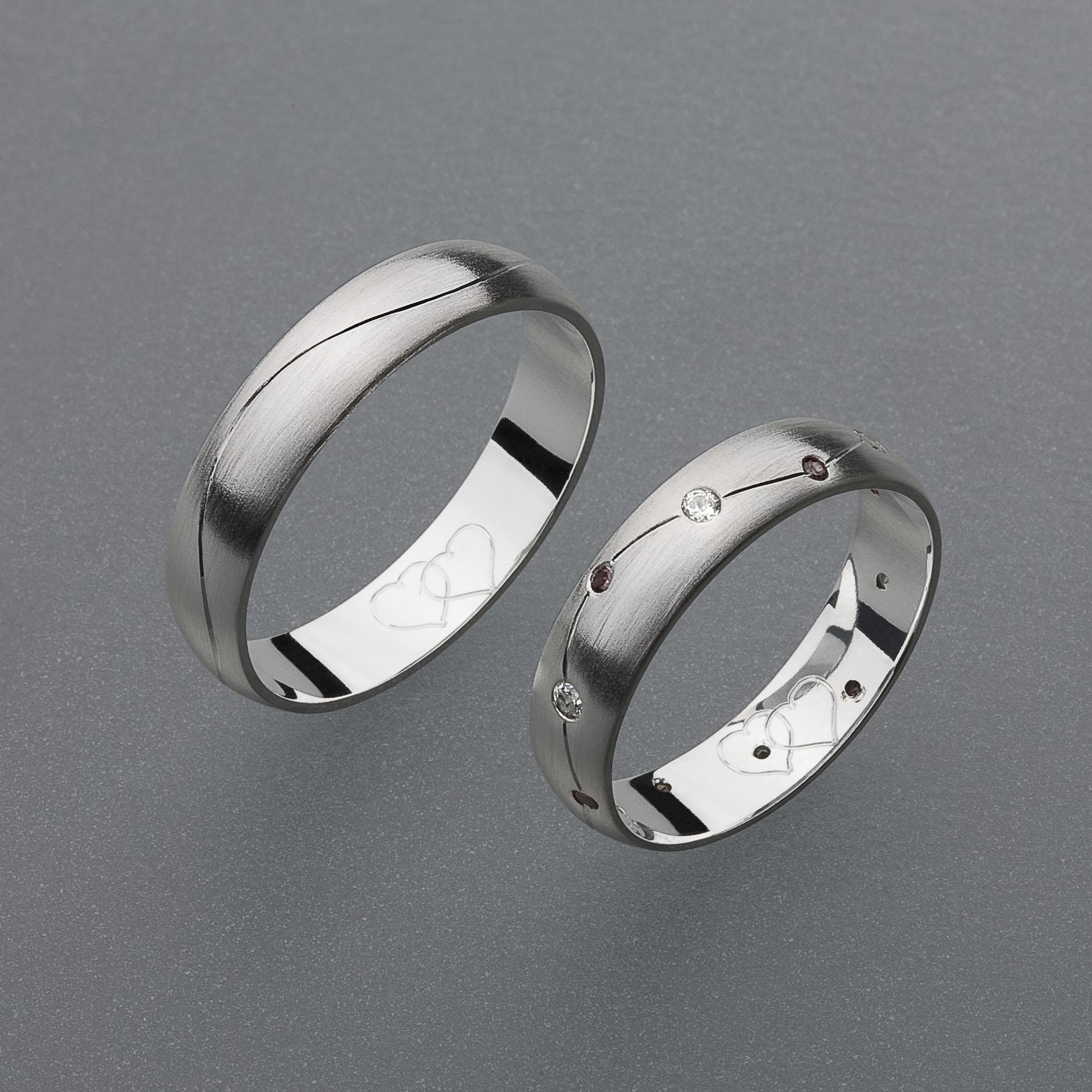 Snubní prsteny RA30