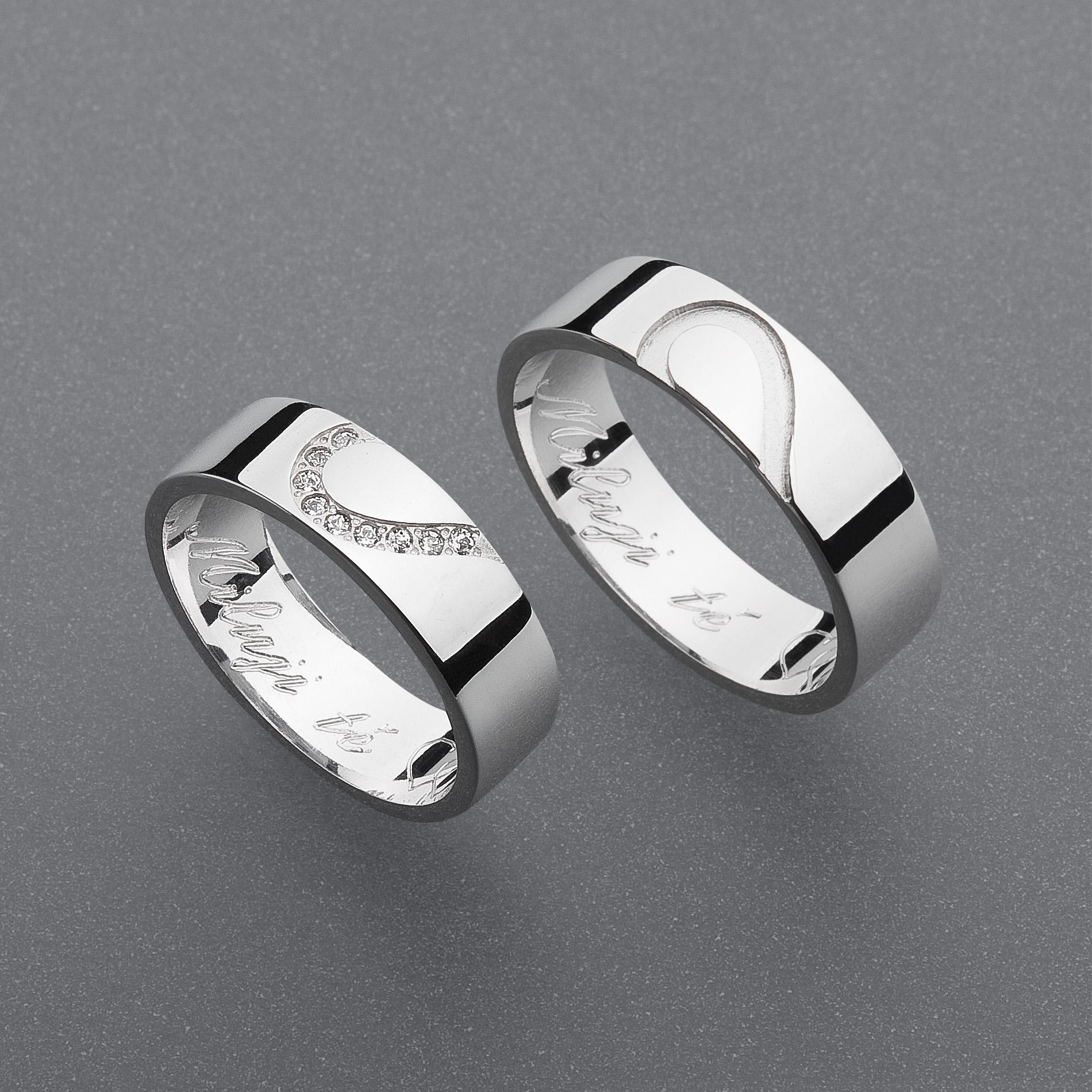 Snubní prsteny RA66
