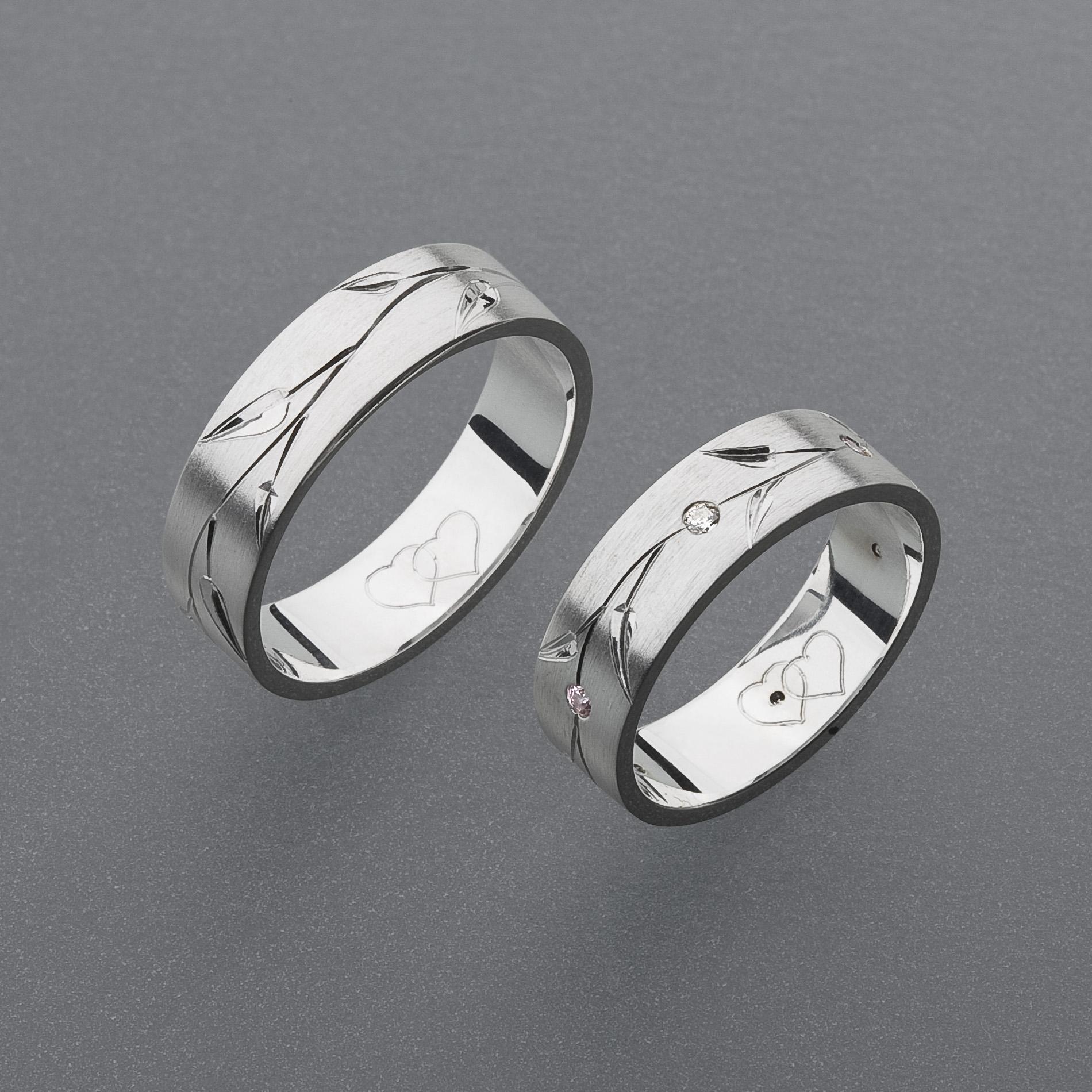 Snubní prsteny RA40