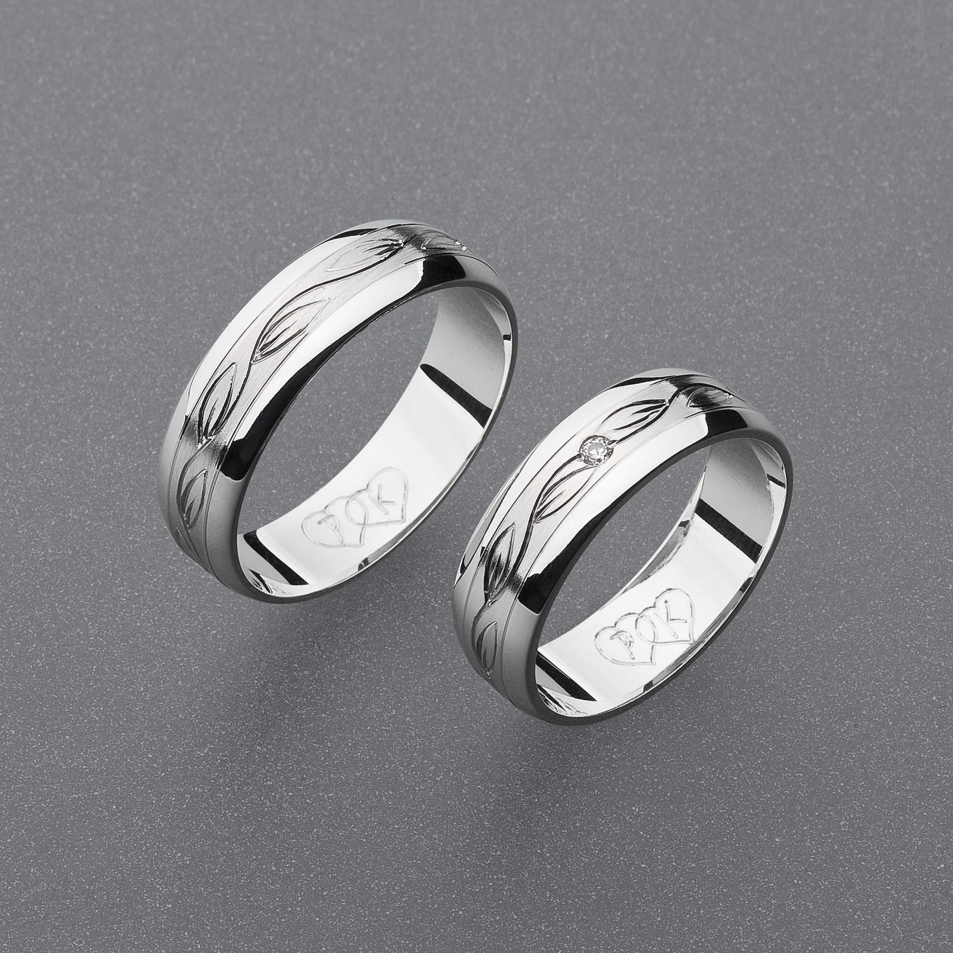 Snubní prsteny RA77