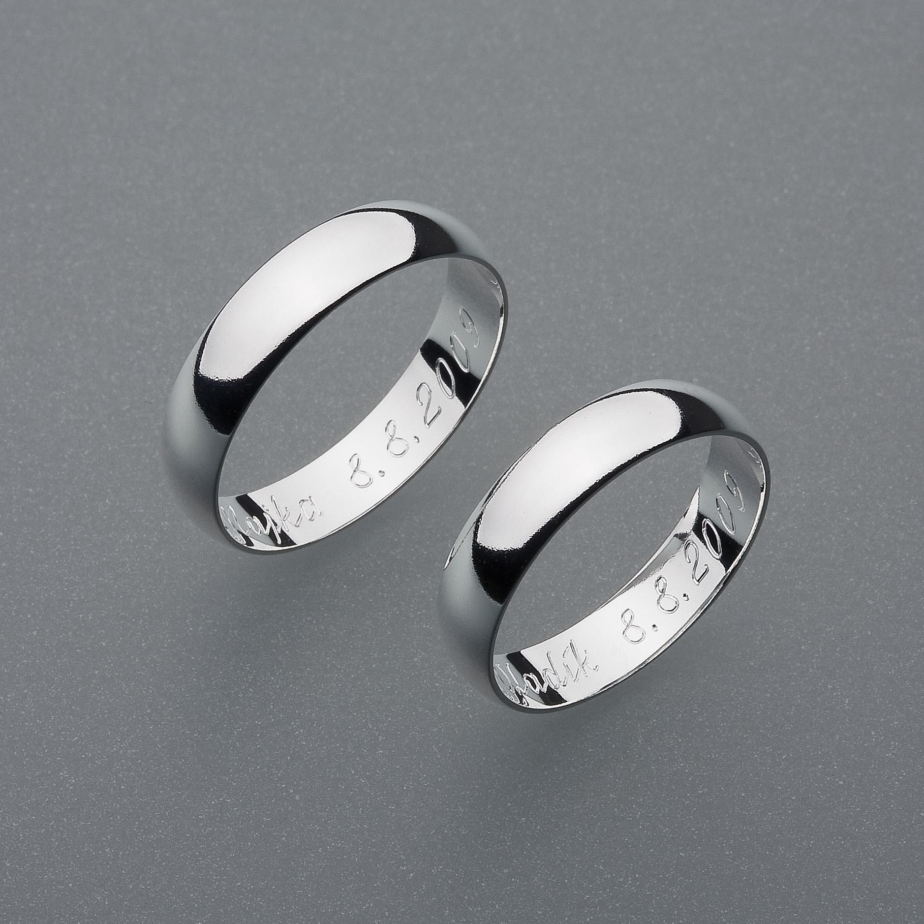 Snubní prsteny RA1