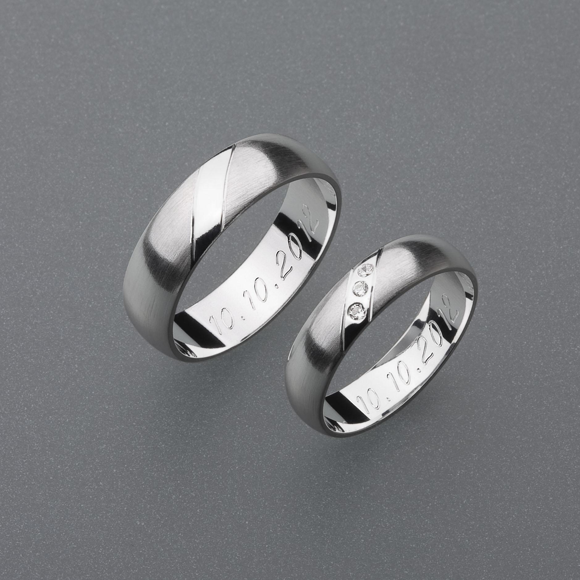 Snubní prsteny RA25