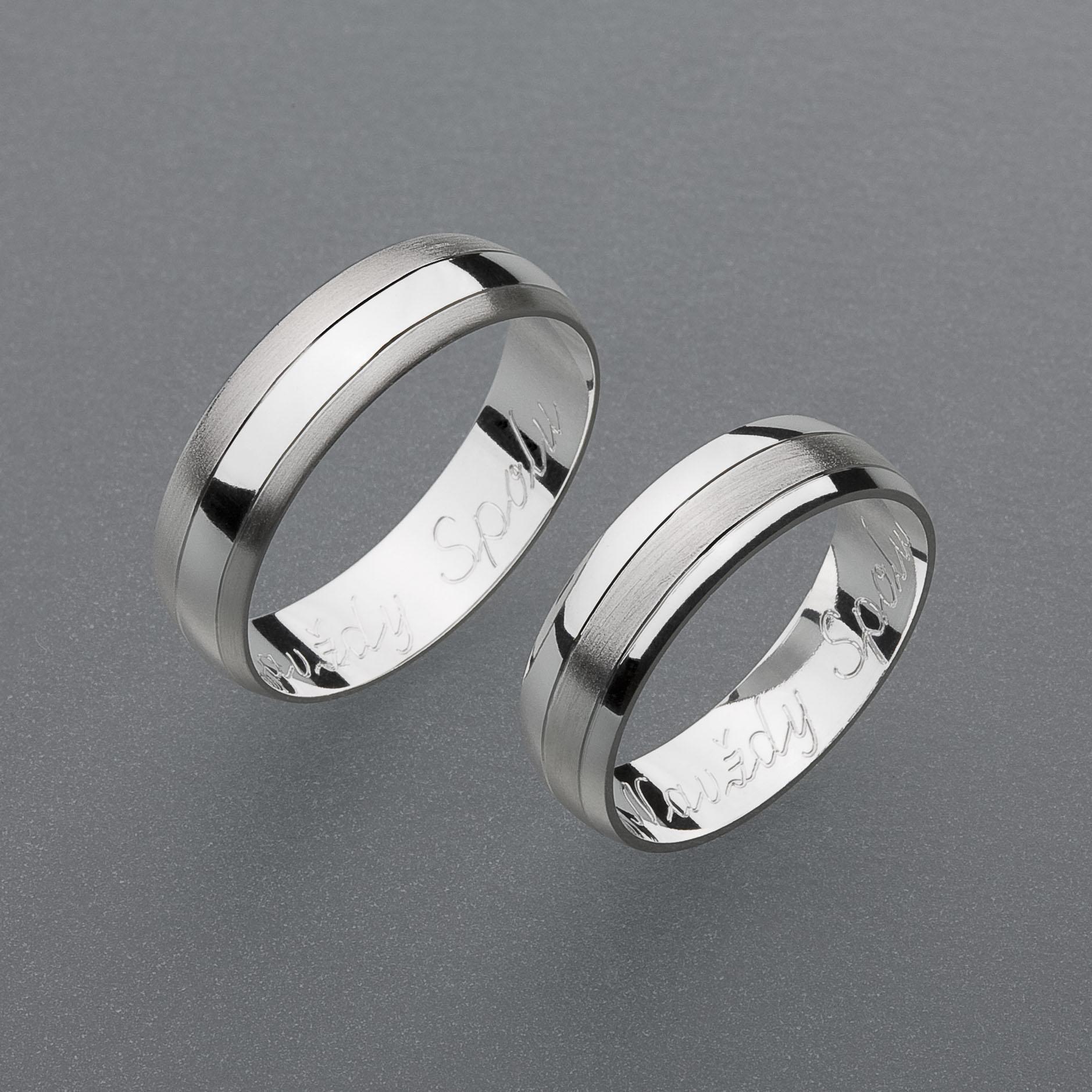 Snubní prsteny RA27