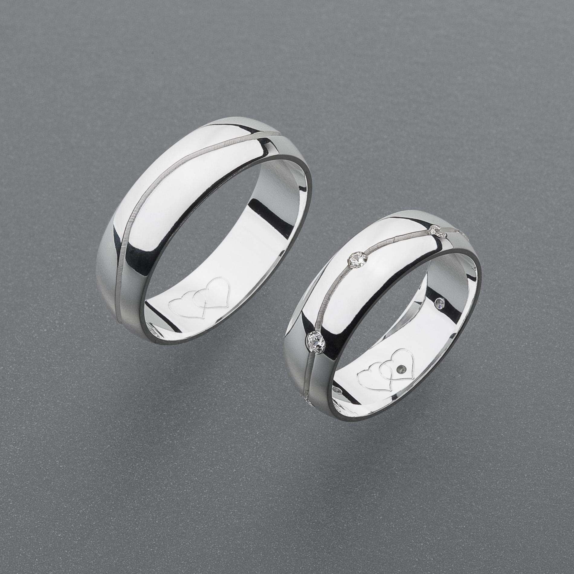 Snubní prsteny RA47