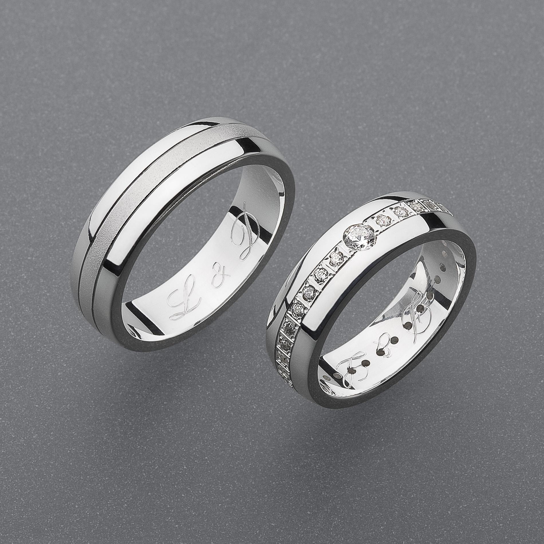 Snubní prsteny RA50