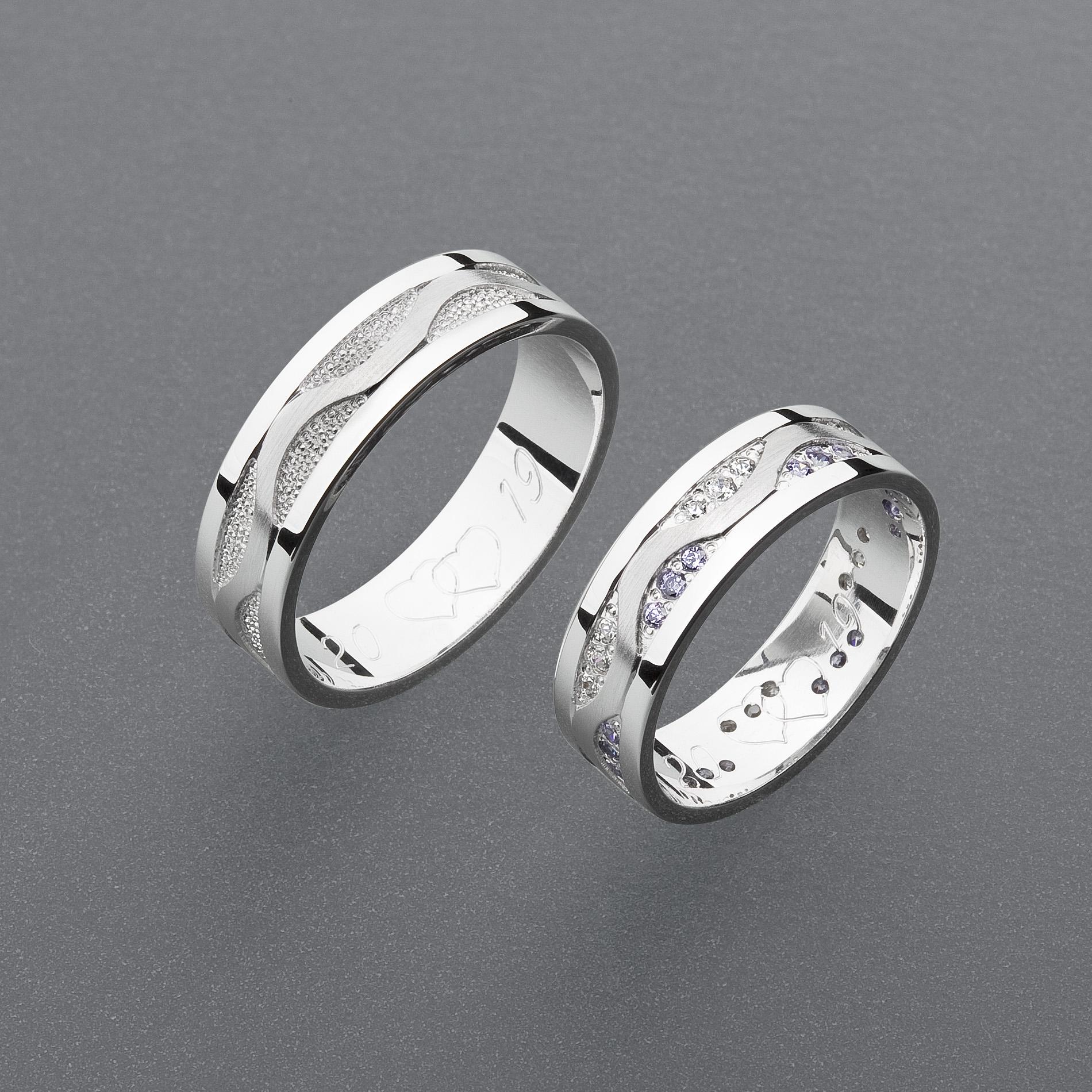 Snubní prsteny RA99